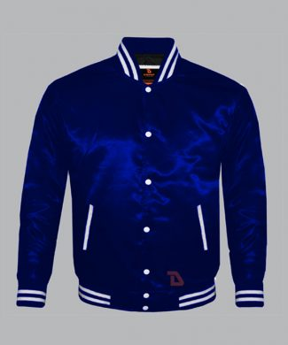 Custom Varsity Jackets Satin