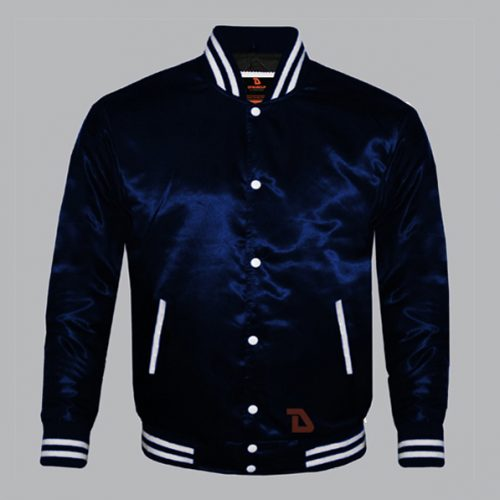 Satin Custom Varsity Jackets