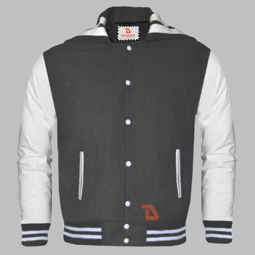 Letterman Jacket Sailor Collar