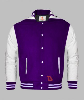 Sailor Collar Varsity Jacket