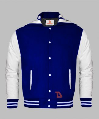 Sailor Collar Varsity Jackets