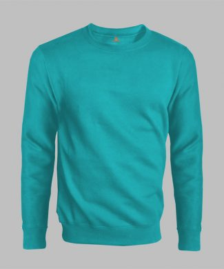 Sweatshirts customized produced in Top Quality Cotton Fleece. We made it high quality Top Quality Cotton Fleece 320 GSM.  We used superior quality laces in hood . Round or V Neck in superior quality cotton ribbing. We have options in tops leather and Sleeves in sheep leather, you can customize Sweatshirts customized as per your requirements.